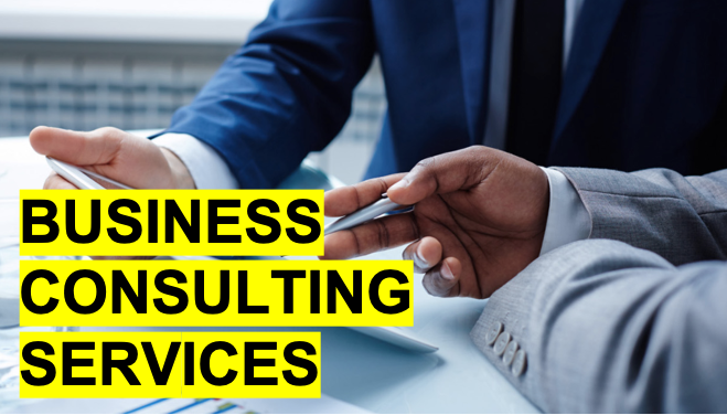 Business consulting services in Davao City