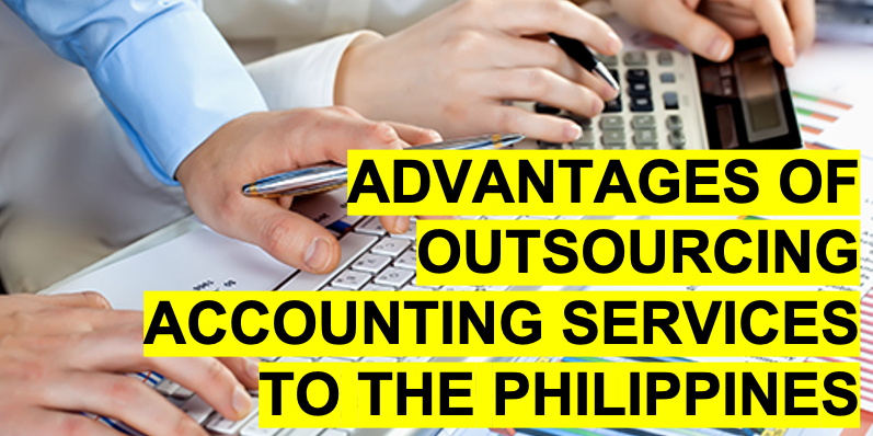 Four Benefits of Outsourcing Accounting Services