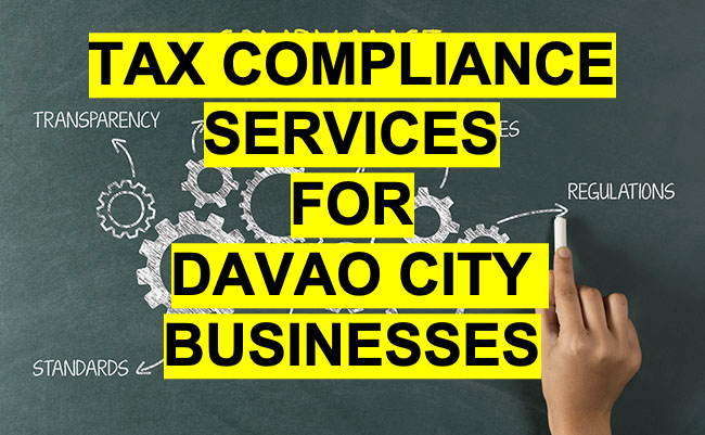 Tax Compliance Services in Davao City